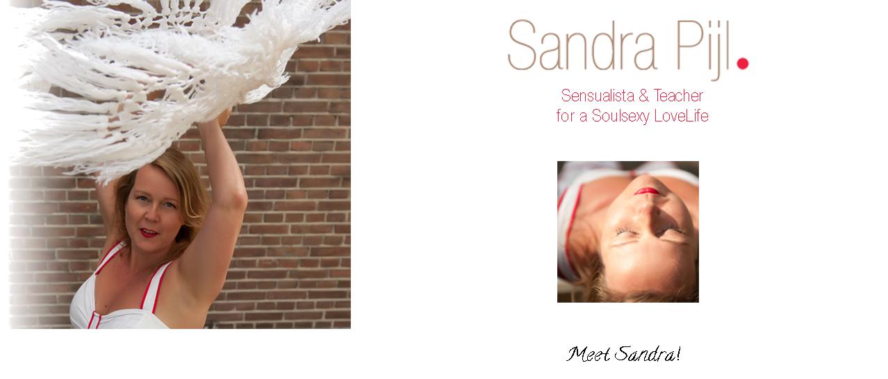 header over Sandra Academie voor Liefhebben Sandra Pijl