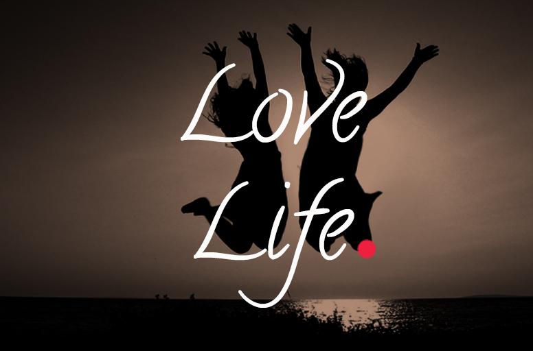 LoveLife Button Academie voor Liefhebben Sandra Pijl