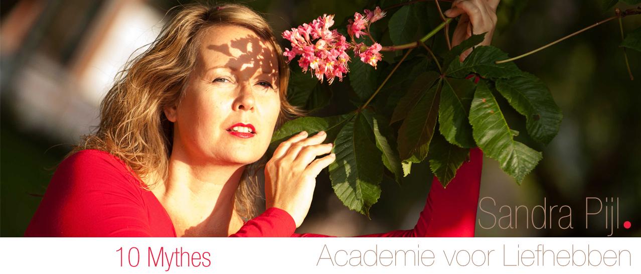 10 mythes Academie voor Liefhebben Sandra Pijl